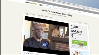 The Amazing Internet-Fueled Comeback of Lester Chambers