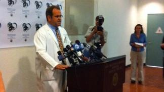 Raw Video: Bryan Stow Doctors Talk About His Progress