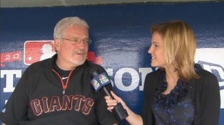 Raw Video: Cain, Bochy, Sabean
