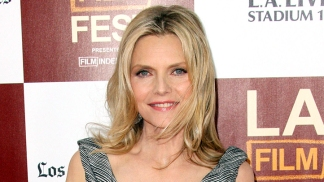Michelle Pfeiffer: Difficult to Slap Chris Pine in New Movie