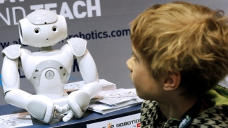 Robots Join the Fight Against Autism