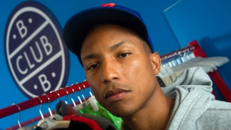 Celebrity Fashion Labels: Pharrell Teams Up With Return Textiles