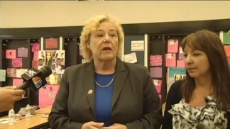 Raw Video: Zoe Lofgren at Sierra LaMar Center