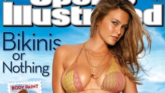 Leo's Girl Lands Sports Illustrated Swimsuit Cover