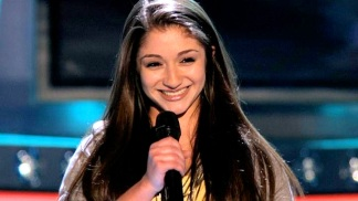 """The Voice"" Hopeful Raquel Castro"