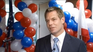 Interview: Eric Swalwell, Candidate For Congress