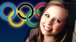 Sarah Williams of Pleasanton will be an Olympic torch bearer in 2012