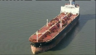 Coast Guard Investigates Pilot of Tanker that Hit Bay Bridge