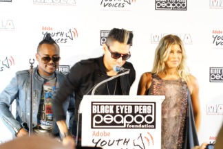 The Black Eyed Peas Open a South Bay Academy