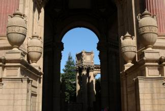 Palace of Fine Arts in Photos