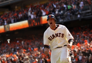 In Pictures: Giants Clinch NL West