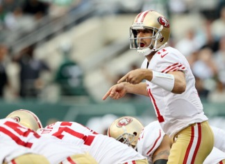 49er's Dominate Jets