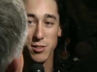 Raw Video: Lincecum First Up in Post Season