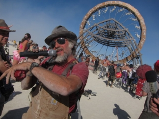 People of Burning Man 2011