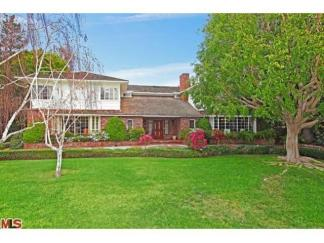 Comedian & TV Actor Danny Thomas' Former Digs Sold