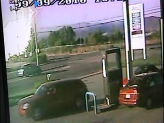 Surveillance Camera Catches San Bruno Gas Pipe Explosion
