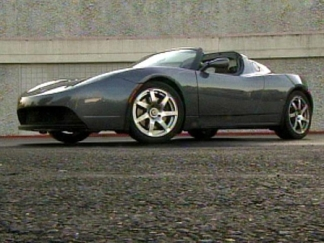 Tesla Roadster Review