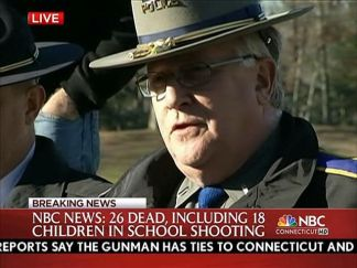 State Police Describe Initial Response to Shooting