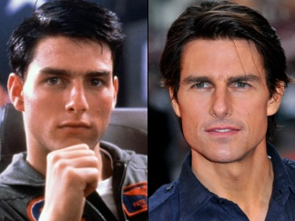"""Top Gun"" Cast Then and Now"