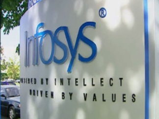 Infosys the Anti-Celebratory
