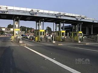 Two Killed at Richmond San Rafael Toll Plaza