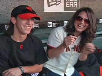 Tim Lincecum's Wicked Friend