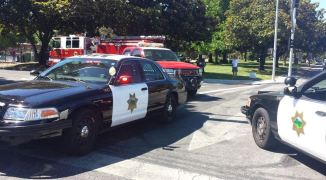 Fire, Police to Train for Rescue Situation Near Mountain View High School