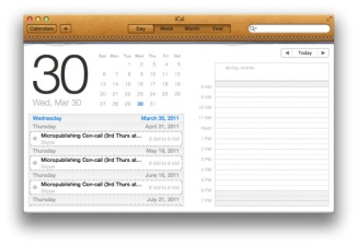 Apple's OS X Lion Preview: Back to the Drawing Board