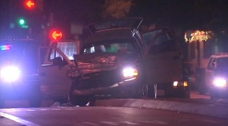 Daly City Boy Killed, Family Injured in Christmas Crash