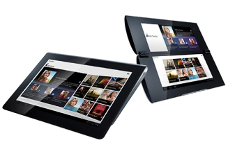 Sony Unveils Its Two-Headed Would-be iPad Killer