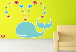Tweet Your Walls Cool