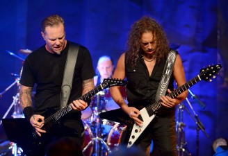 Metallica Strikes Back at Glastonbury Critics