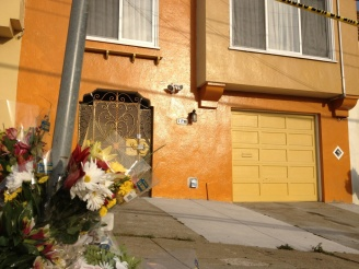 Raw Video: SF Chief Explains Homicide Crime Scene