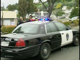 Suspected Drunk Driver Crashes into Oakland Cop Car