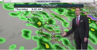 A storm will linger over the Bay Area the next 2 days to bring periods of rain at times.  Chief Meteorologist Jeff Ranieri has the timeline and how much in your Microclimate Forecast.