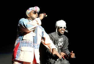 Treasure Island Music Festival: Outkast, Massive Attack and More