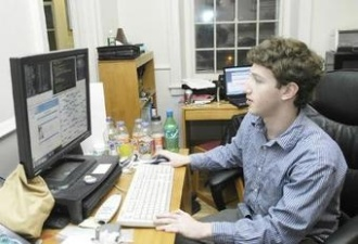 Facebook Founder Mark Zuckerberg Turns 30