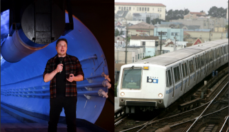 Elon Musk and BART Face-Off Over Tunnels on Twitter