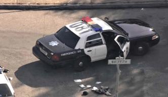 San Francisco Police Fatally Shoot Suspect