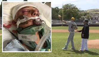Suspect Identified in Brutal Beating of Baseball Player