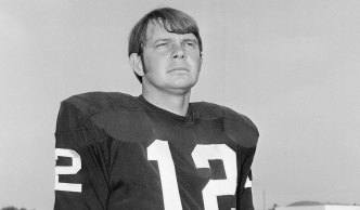 Raiders' Stabler Suffered From CTE: Researchers