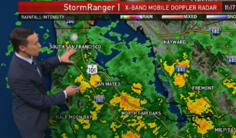 Rob Mayeda's Forecast: Rain at Times, Gusty Winds