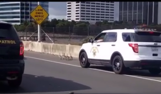CHP Calls out the NY Post For Misidentifying Them in Chase Video