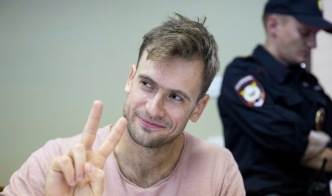 Severely Sick Pussy Riot Member to be Treated in Germany