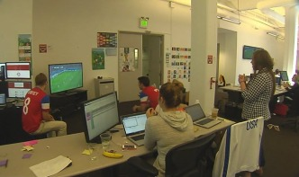 "Inside Google's World Cup ""War Room"""