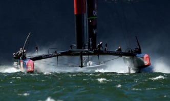 Team Oracle USA Wins Race, Stays Alive