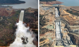 Oroville Sues California Over Oroville Dam Crisis in 2017