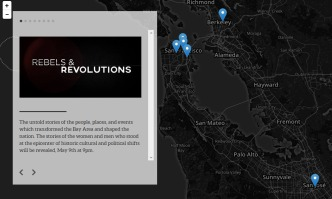 INTERACTIVE MAP: Rebels & Revolutions
