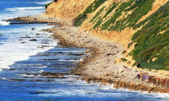 Rising Seas Could Swallow Many S. California Beaches: Study