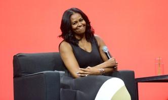 Michelle Obama, Ashton Kutcher, Fonsi Headline Dreamforce